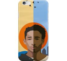 We r becoming God - Poster/Phone Case iPhone Case/Skin