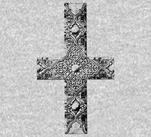 Carved Cross Unisex T-Shirt