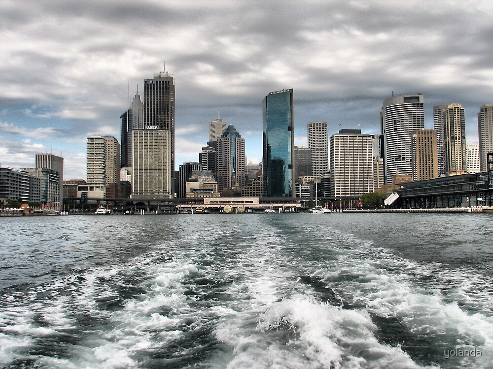 Sydney Skyline by yolanda