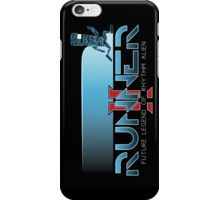 RUNNER II - Colour iPhone Case/Skin