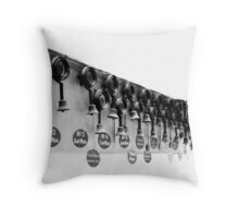 Servant Bells Throw Pillow