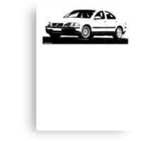 Volvo S60 2000 Canvas Print