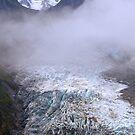 Fox Glacier, New Zealand by Elana Bailey