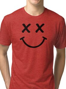 Smiley Tri-blend T-Shirt