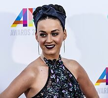 Katy Perry - ARIA Awards 2014 by lucindagoodwin