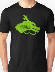 Shenron is Coming Unisex T-Shirt