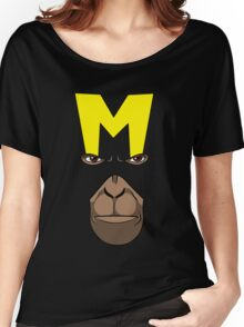 Dial M for Monkey Women's Relaxed Fit T-Shirt
