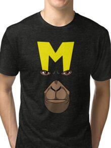 Dial M for Monkey Tri-blend T-Shirt