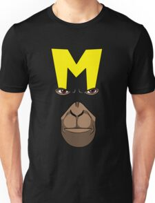 Dial M for Monkey Unisex T-Shirt