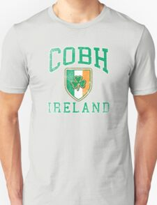 Cobh, Ireland with Shamrock T-Shirt