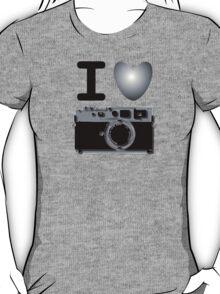 I love BW photography T-Shirt