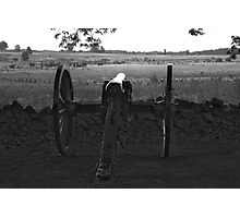 Echoes of a Past Battle Photographic Print