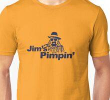 """JIMS PIMPIN"""""""""""""""" Unisex T-Shirt"""