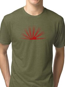 planet of the rising set Tri-blend T-Shirt