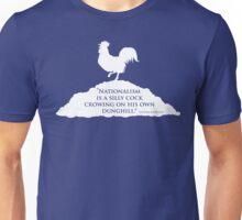 Nationalism (for dark shirts) Unisex T-Shirt