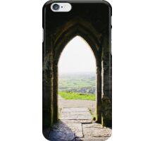 Glastonbury Tor iPhone Case/Skin