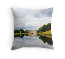 Chatsworth, England Throw Pillow