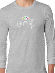 Viewmaster Colours Long Sleeve T-Shirt
