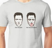 The Walken Dead - Before & After Edition Unisex T-Shirt