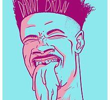 Danny Brown by latenitedraw