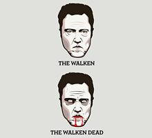 The Walken Dead - Before & After Edition (Vertical) Unisex T-Shirt