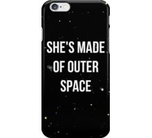 Made of Outer Space iPhone Case/Skin