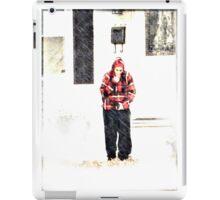 Smokin' In The Rain iPad Case/Skin