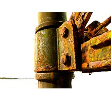 Rust Photographic Print