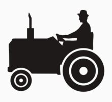 Farmer tractor Kids Clothes
