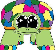 Phat Turtle Colour by vampibunni