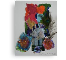 Establishing A New Palette Canvas Print
