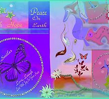 A Sweet Little Peaceful collage for Kids  by Sherri     Nicholas