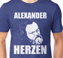 Alexander Herzen (Large) Unisex T-Shirt