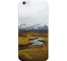 Scottish Highlands, Scotland II iPhone Case/Skin