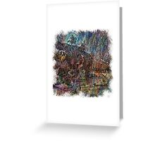 The Atlas Of Dreams - Color Plate 155 Greeting Card