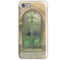 Viterbo, Italy iPhone Case/Skin