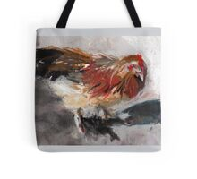 Audrey ( Chicken ) - From original pastel by Madeleine Kelly Tote Bag