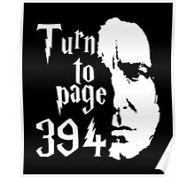 Turn to page 394 Poster