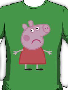 Sad Peppa T-Shirt