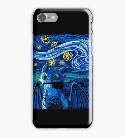 Starry Berk iPhone Case/Skin