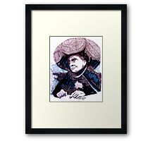 Carnak, Tribute to Johnny Carson Framed Print