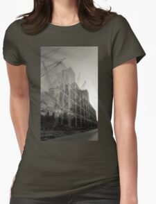 Dairy Plant No. 1 Womens Fitted T-Shirt