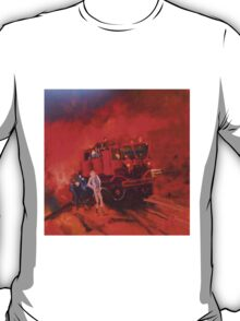 The Vintage Fire Truck and the wonderful band of volunteers T-Shirt