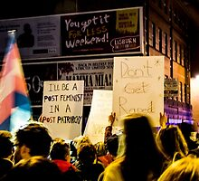 Reclaim The Night March by CKERR