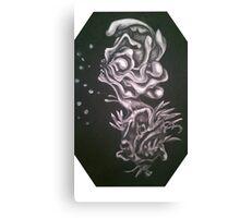 Clicker Canvas Print