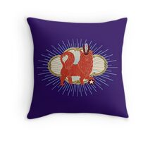 Deluxe Dog Throw Pillow