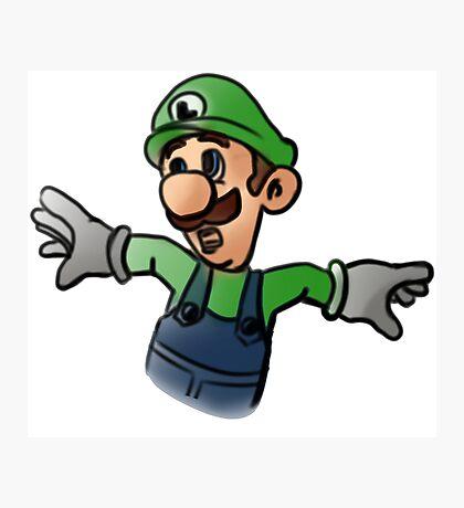 Luigi Photographic Print