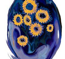 Sunflower 2 by Rabi Khan