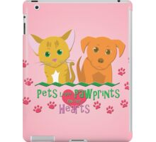 Pets Leave Pawprints iPad Case/Skin