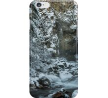 Sinclair Canyon iPhone Case/Skin